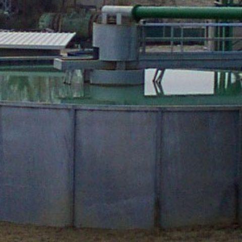 clarifier thickener