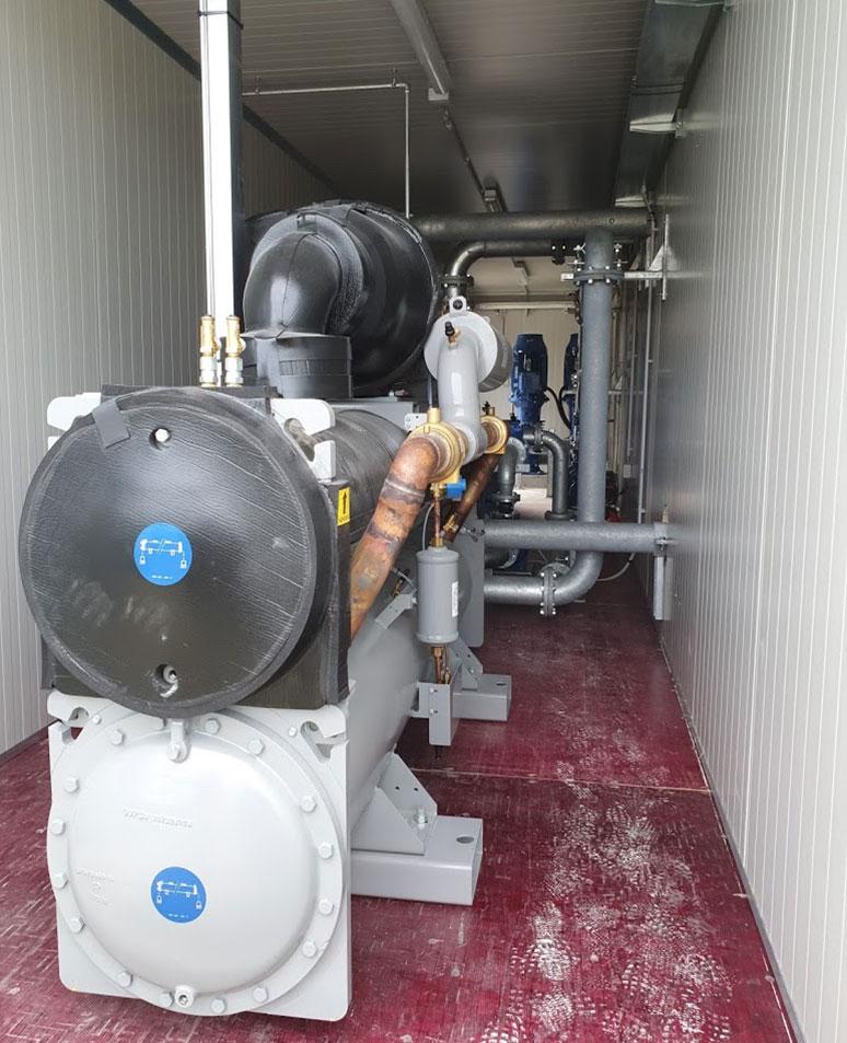 Tbm Cooling System  U2013 Cogede